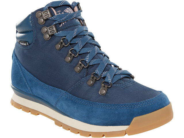 1bffa0263441e The North Face Back-To-Berkeley Redux - Chaussures Femme - bleu sur ...